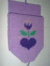 Fly Swatter Cover-Purple